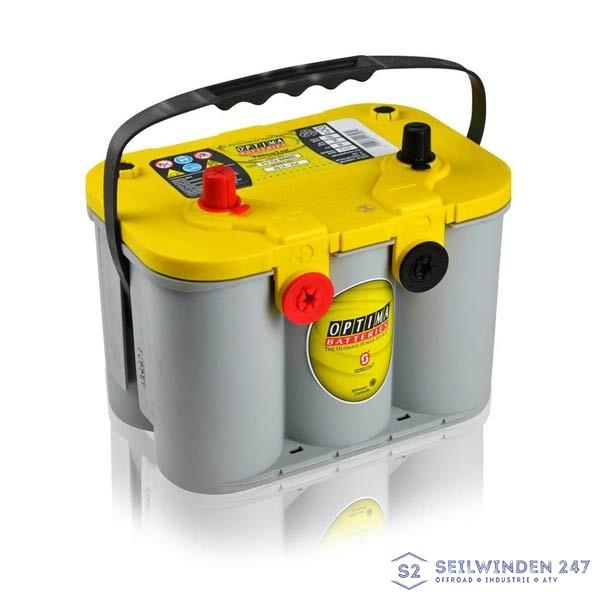 optimal Yellow Top Offroad Batterie